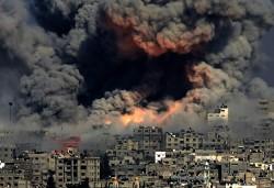Talking Points: Iraq under assault, Gaza in ruins