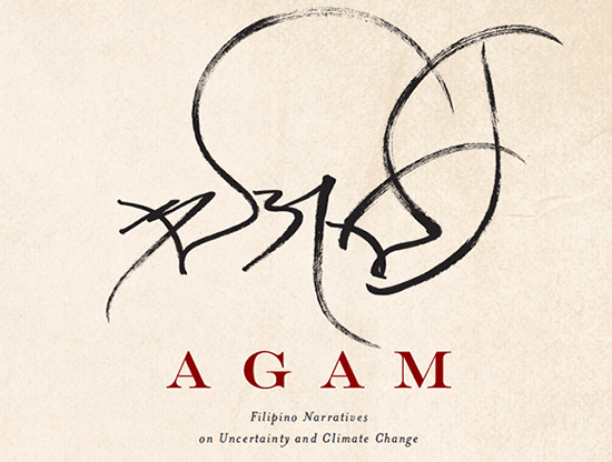 Author Event: Agam: Filipino Narratives on Uncertainty and Climate Change