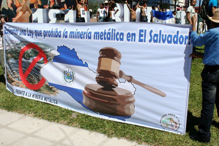 Meet the Company Suing El Salvador for the Right to Poison Its Water