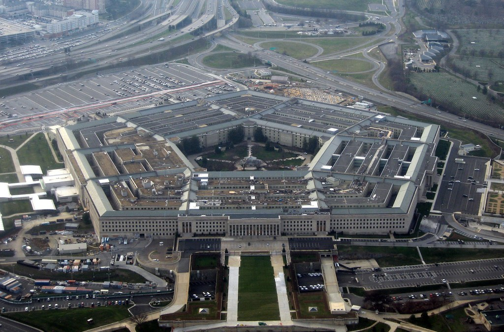 The Pentagon Budget Is Bigger Than It's Ever Been