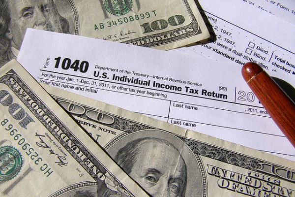 Radio Interview: The Tax Code Equals Inequality