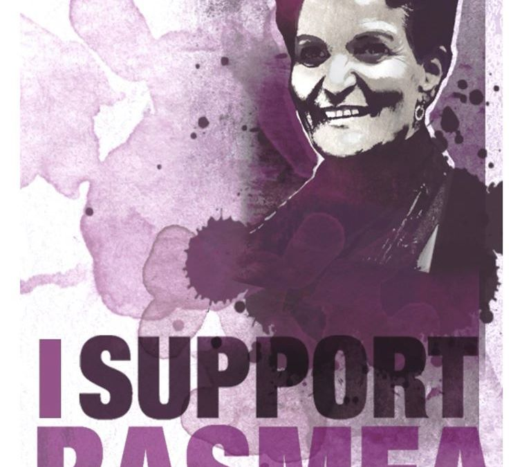 Fundraiser for Rasmea Odeh