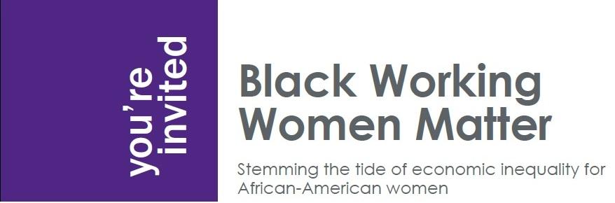 Briefing: Black Working Women Matter