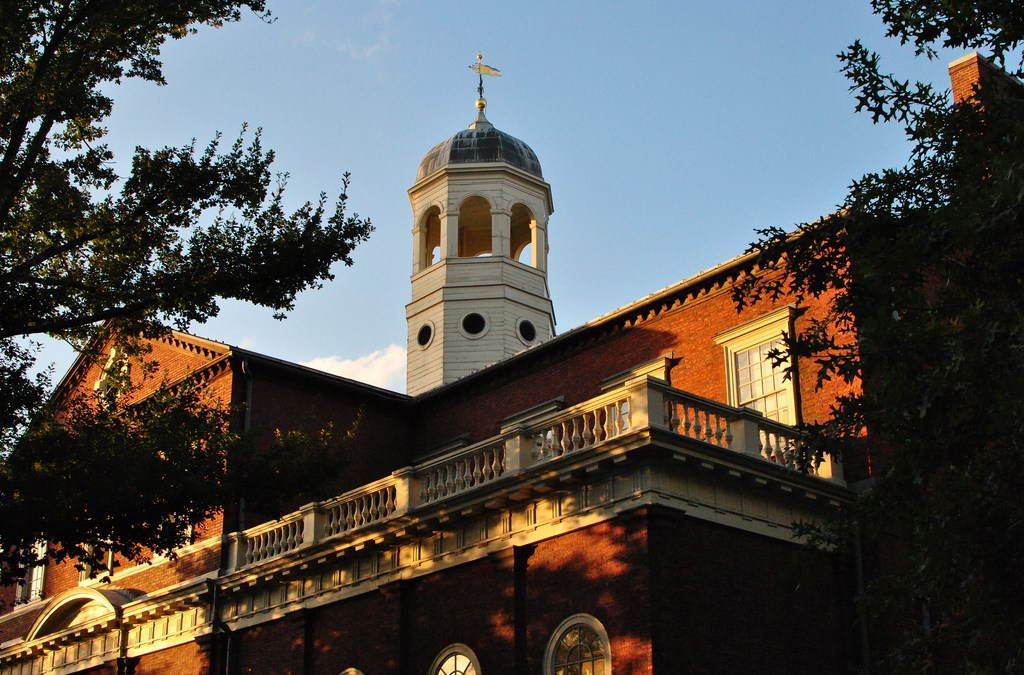 A Crime Against Humanity Sent Me to Harvard