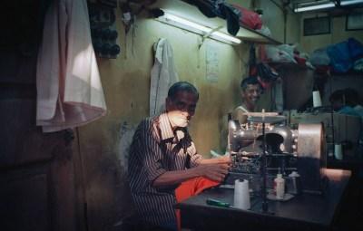 Worker in Mumbai