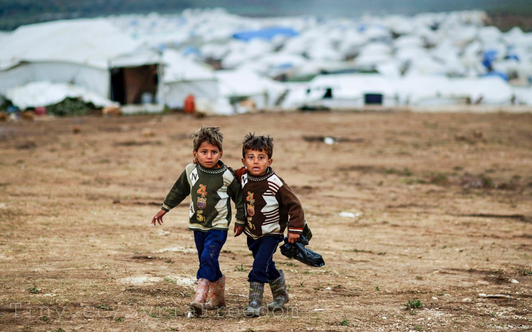 Why Should the U.S. Accept Syrian Refugees? Because It Helped Displace Them.