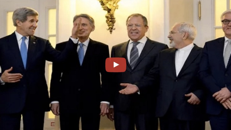 Iran Invited for Talks on Syria
