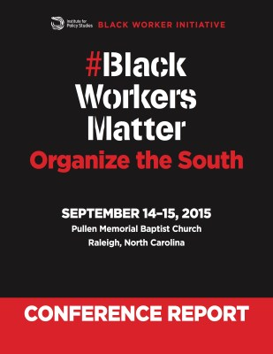Black Workers Matter cover
