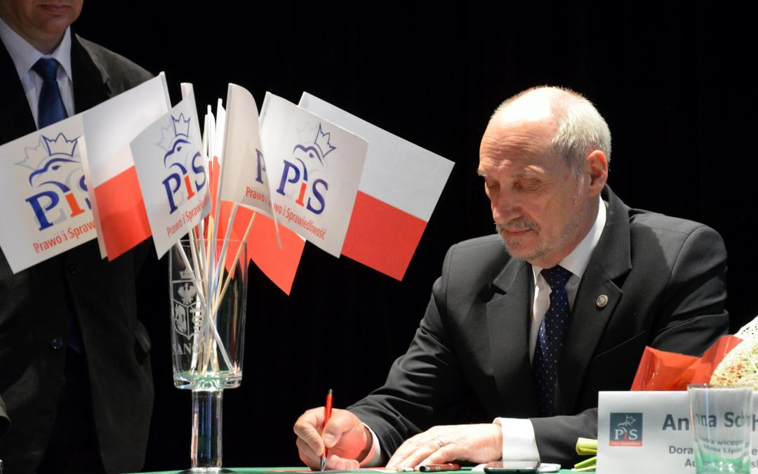 The Mad Hatters of Poland's Tea Party Movement