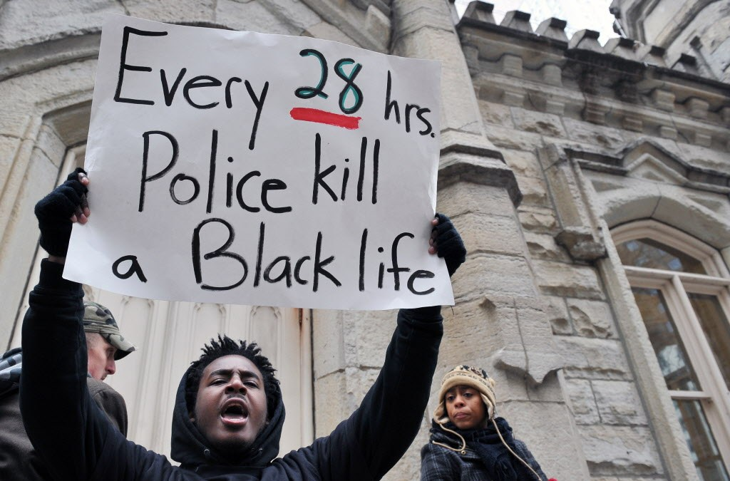 From Civil Rights to Human Rights, Black Community Control Now!