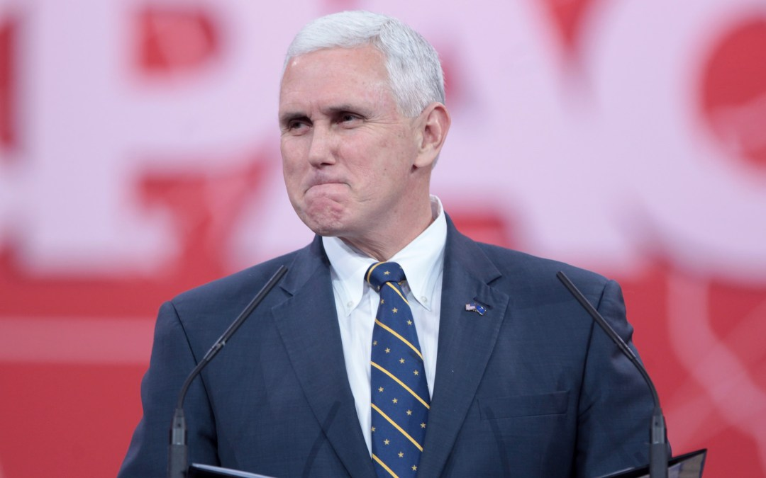 Mike Pence Is a Loyal Friend to Polluters