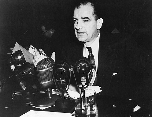 Trump is Calling for a Return to McCarthy-Era Repression