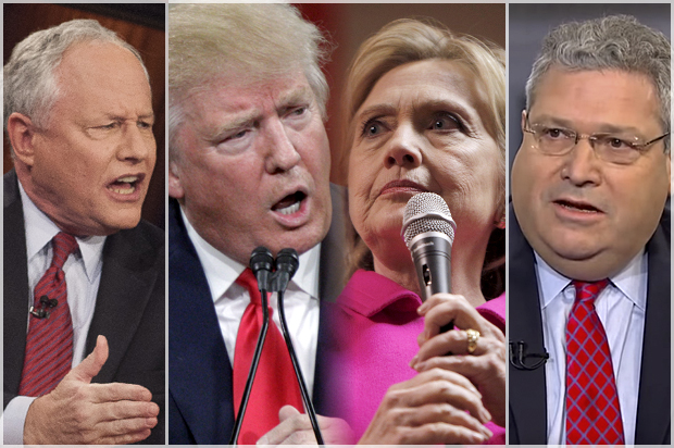Neocons Have Flocked to Hillary Clinton. Does This Signal a Cataclysm in American Politics?