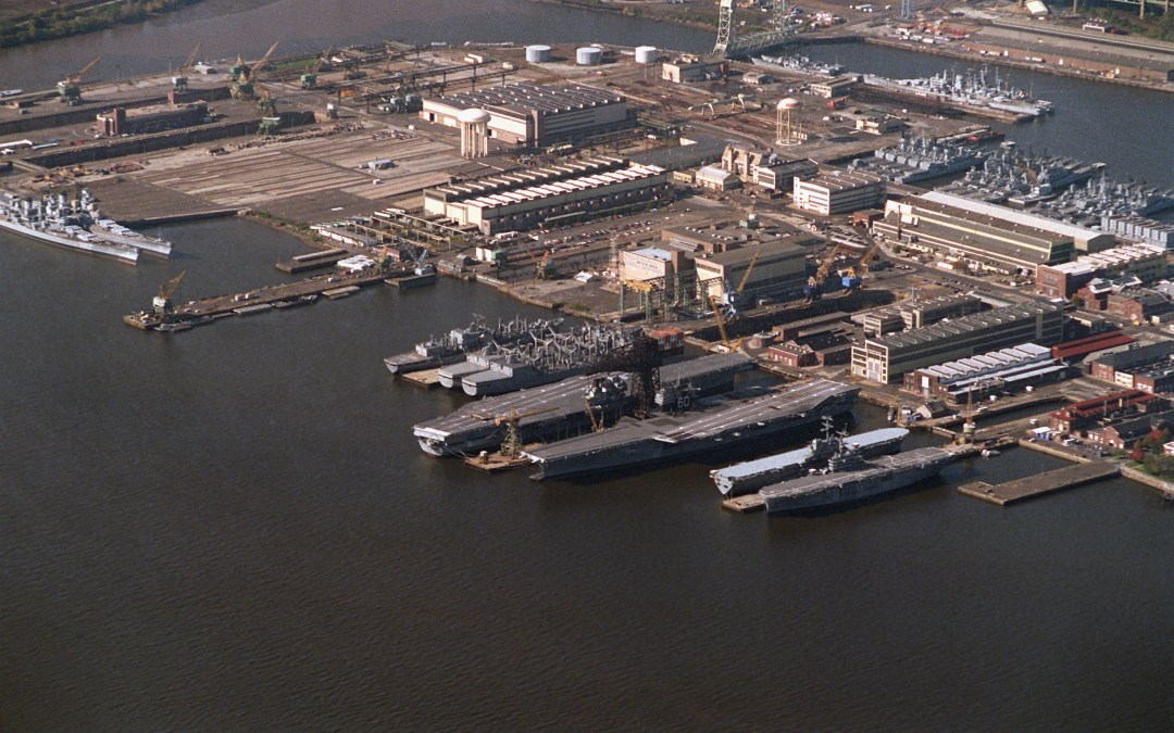 This Could Be the Year to Close America's Surplus Military Bases