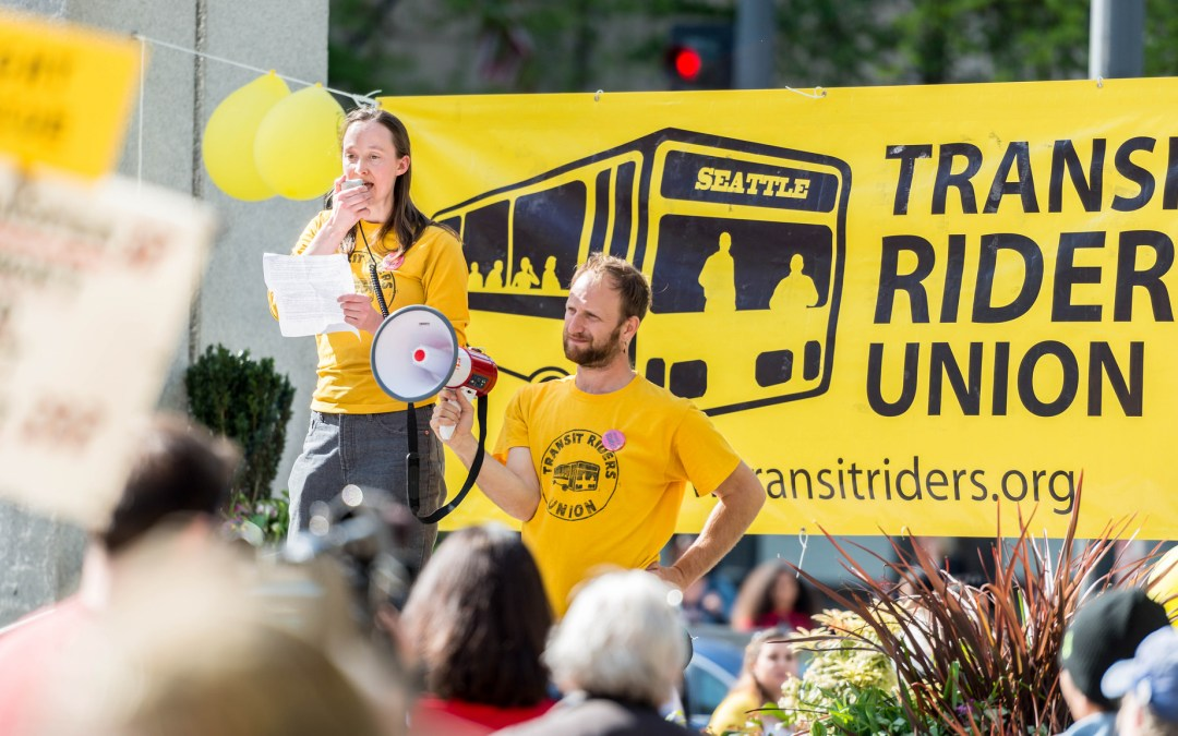 Activists Are Convening for Transit Equity All Over the Country