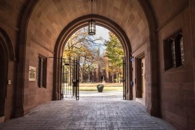 Yale University Gates College Higher Education