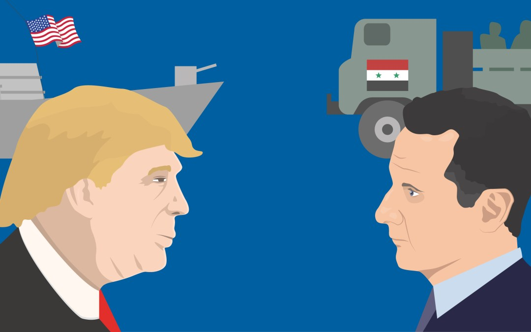 Trump, Syria, and Chemical Weapons: What We Know, What We Don't, and the Dangers Ahead