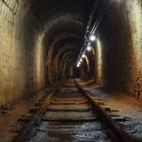 mine-tunnel-underground-train