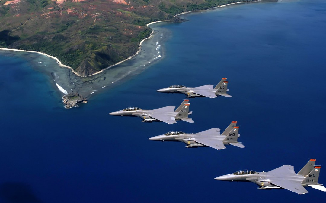 In Guam, the Gravest Threat Isn't North Korea—It's the United States