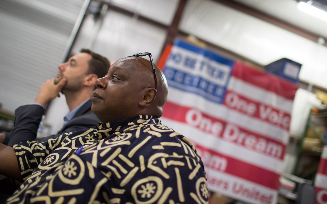A Fight for Civil and Labor Rights: Union Vote Looms at Nissan