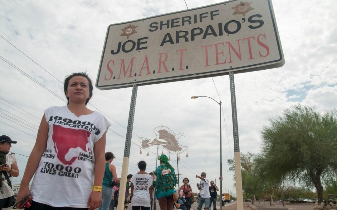 Trump's Pardon of Joe Arpaio Is Deeply Disturbing