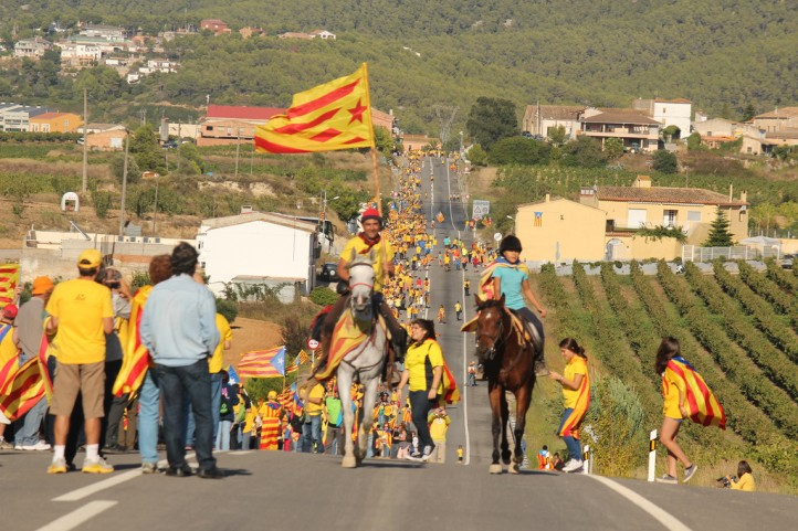 Regions from Catalonia to Kurdistan are Clamoring for Their Own States