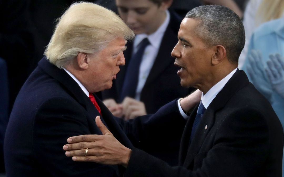 American Empire: From Obama to Trump
