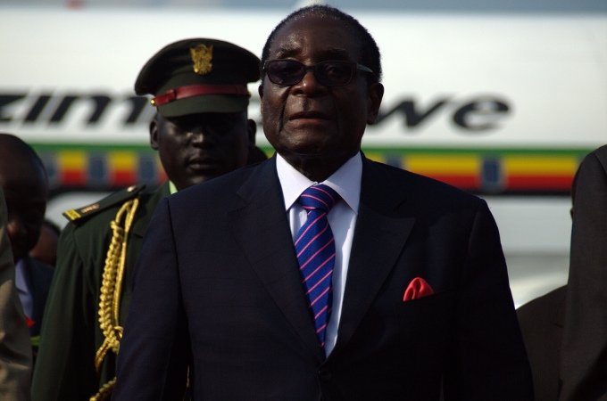 What Western Imperialism Is Up to in Zimbabwe