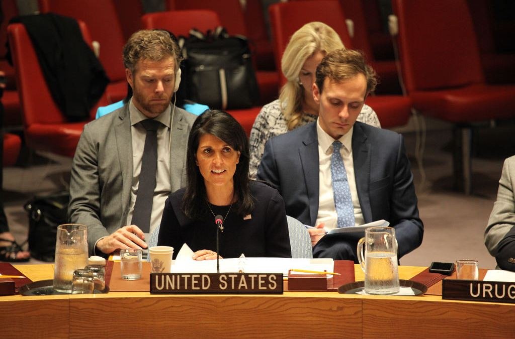 At United Nations, Trump's Attack on Palestinians Rebuffed by 128 Nations