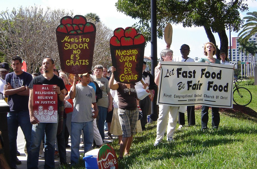 Florida Farmworkers Push for Fairness in the Fields