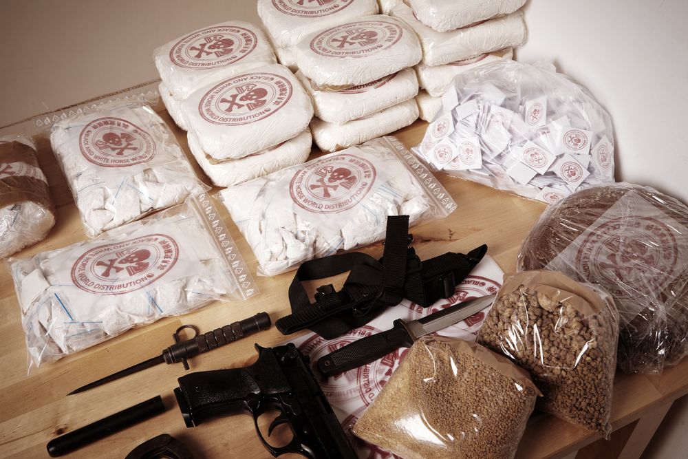 The War on Drugs Breeds Crafty Traffickers