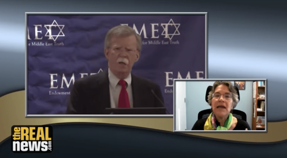 What to Expect from Pro-Israel Hardliner John Bolton