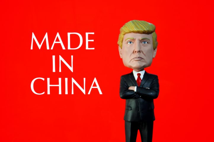 Actually, Trump Loves Chinese Goods—So Long as they Make Him Richer