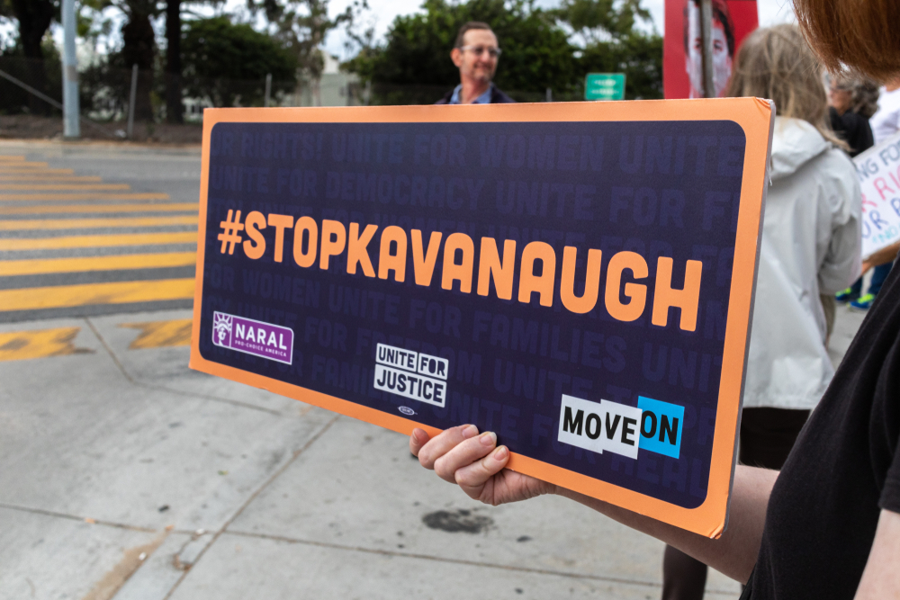 If Kavanaugh Is Confirmed, We Need to Mobilize Like Never Before