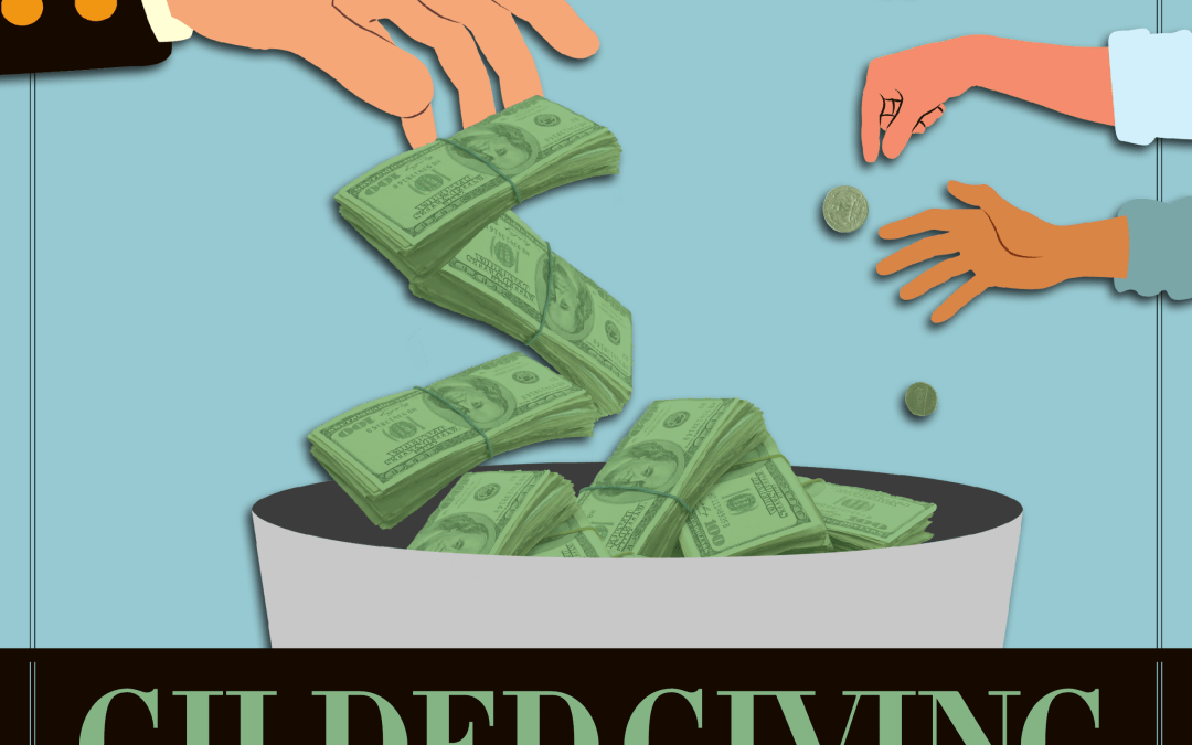 Report: Gilded Giving 2018