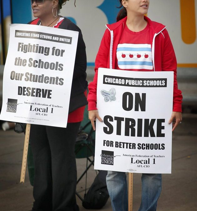 Inequality at the Center of Chicago Charter School Strikes