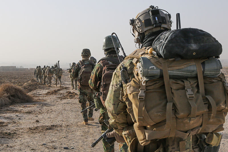 Despite Trump's Tweets, the U.S. Military Role in Syria Is Not Actually Ending