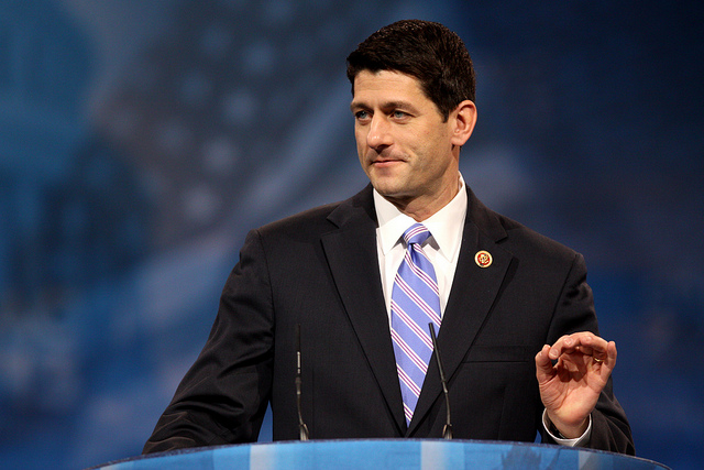 Paul Ryan's Legacy Only About the Wealthy