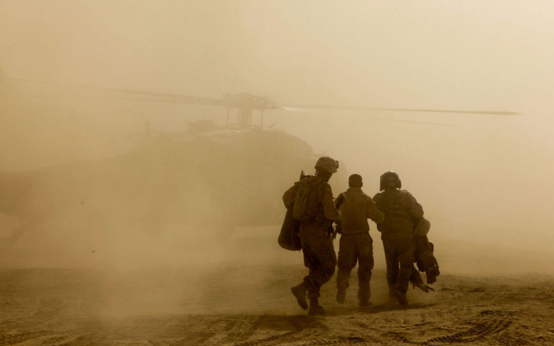 Is the Longest US War Finally Ending?