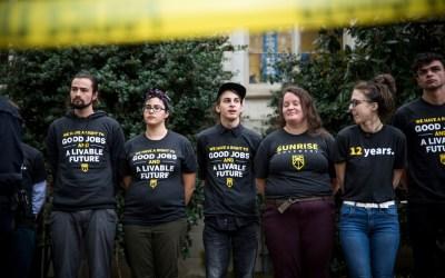 sunrise-movement-student-activists