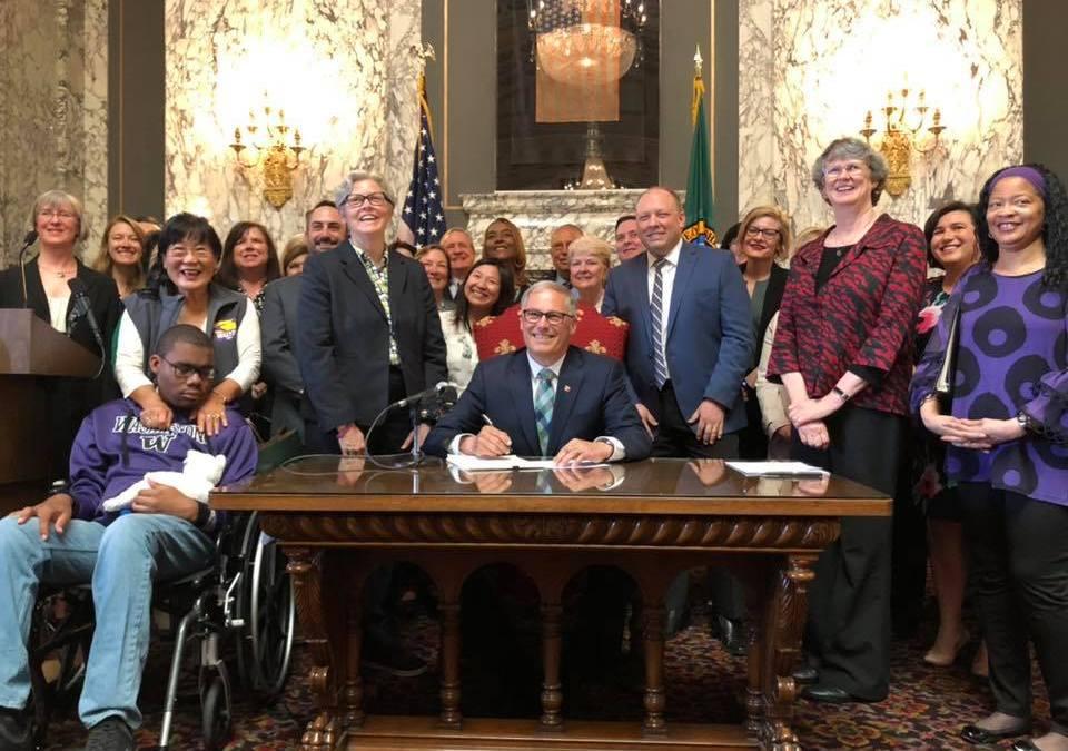 Victory on Elder Care Equity Sets a Marker for 2020 Debates