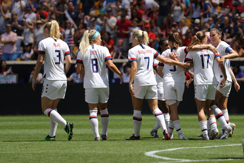 Support the Women's World Cup Team