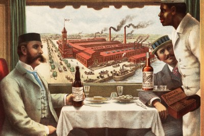 illustration-interior-Pullman-dining-car