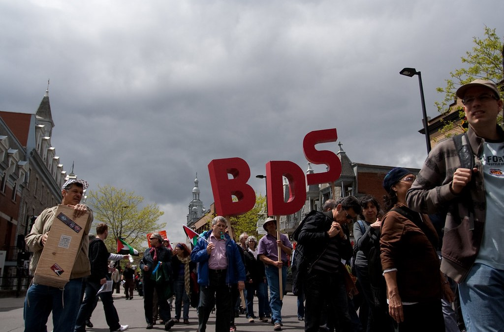 What the House Anti-BDS Resolution Reveals About the Palestine Solidarity Movement