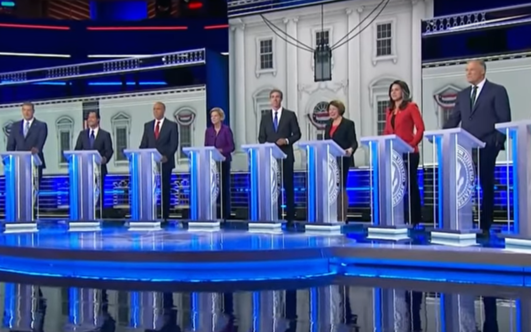 We Need More Discussion of Demilitarization During the Second Democratic Debate