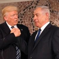 trump-netanyahu-ilhan-rashida-israel-ban