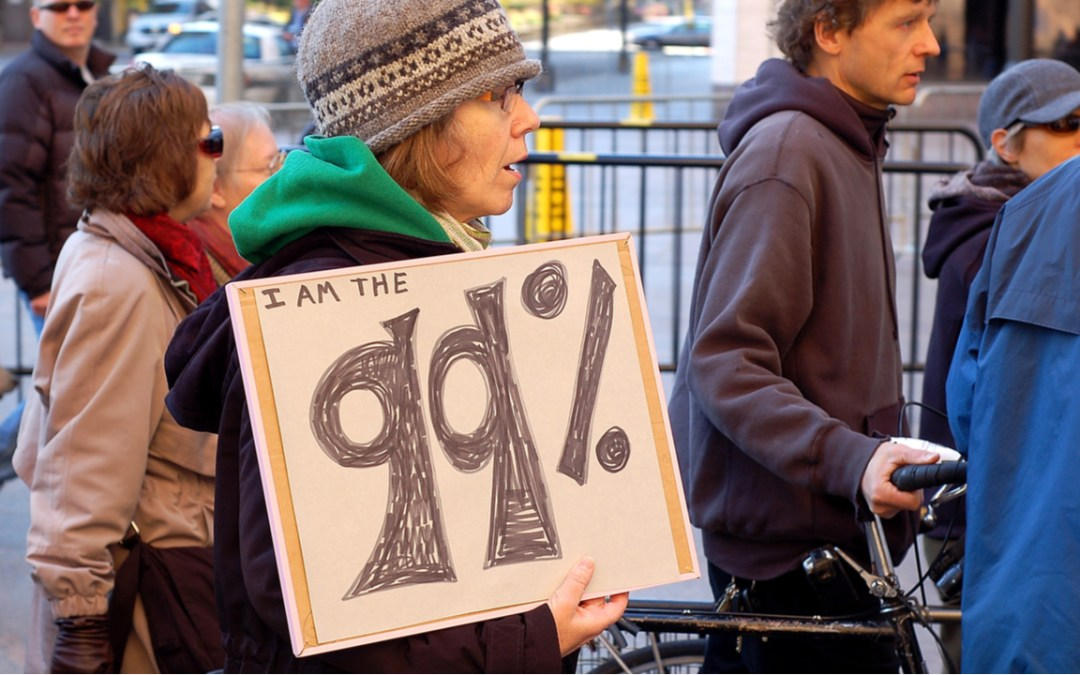 US Inequality Reaching Record Highs
