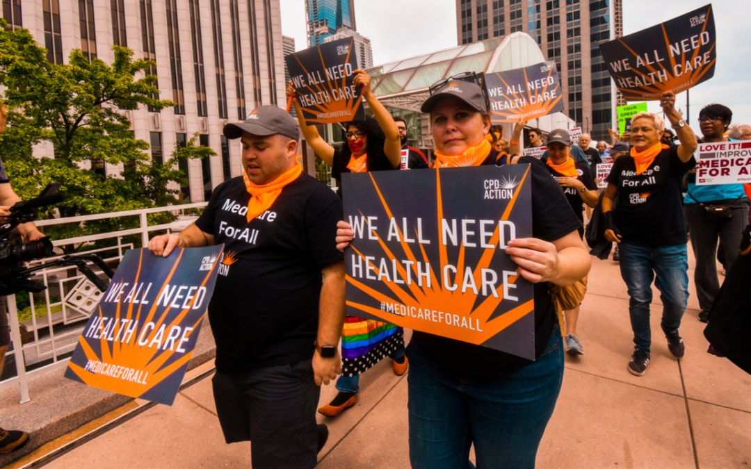 Financing Medicare for All Isn't All That Complicated