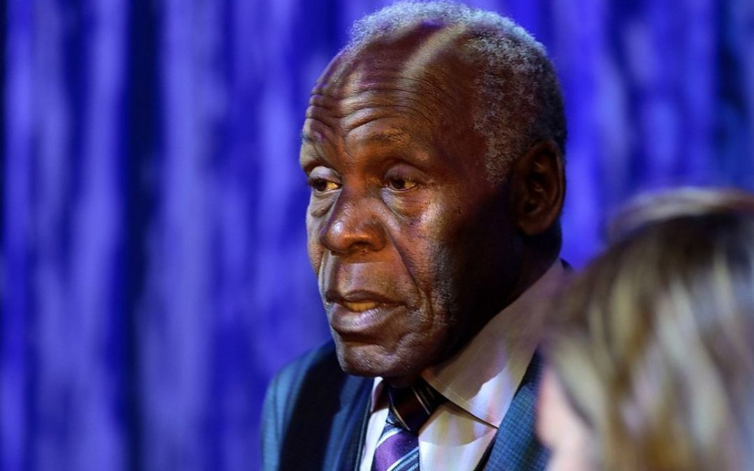 Danny Glover Supports Landmark Reparations Fund in Chicago Suburb