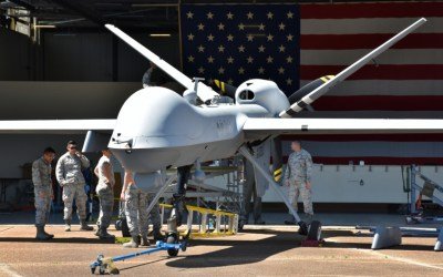 reaper-drone-military-contractor-CEO
